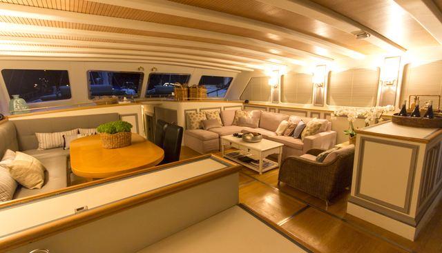 Cobra King Charter Yacht - 7