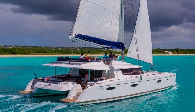 Bamarandi Charter Yacht