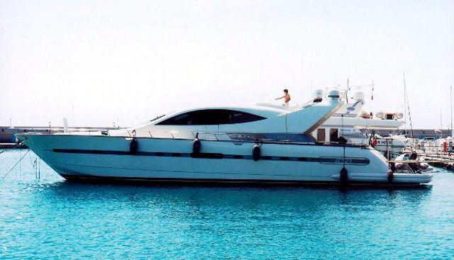Toby Charter Yacht