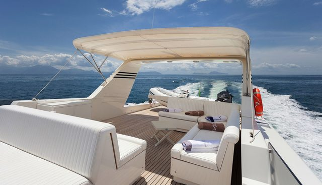 Bernadette Charter Yacht - 4