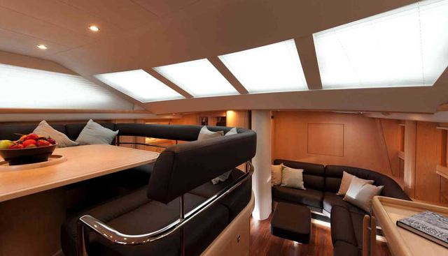 Mathilda Sound Charter Yacht - 7