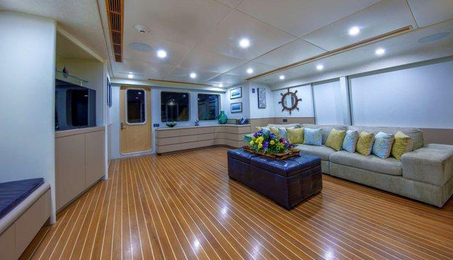 Island Heiress Charter Yacht - 8