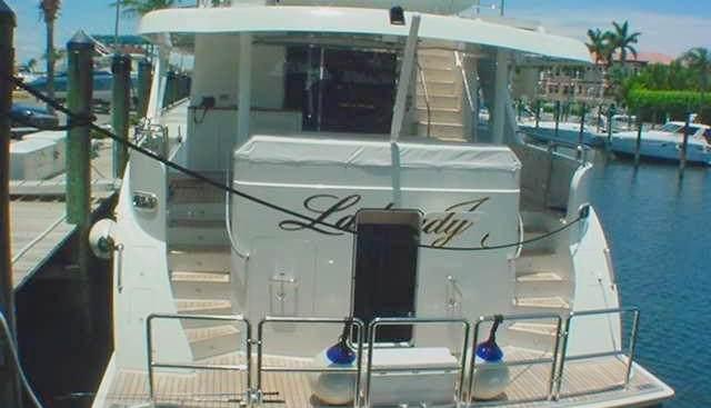 Lady Caryl Charter Yacht - 3