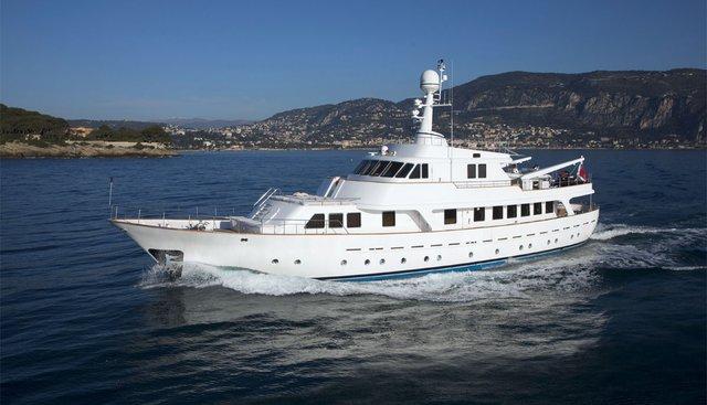 Mizar Charter Yacht