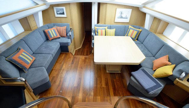 Tiger Charter Yacht - 5