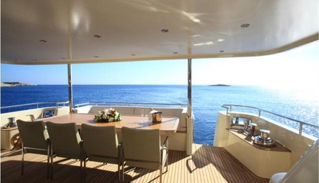 Grace Charter Yacht - 5