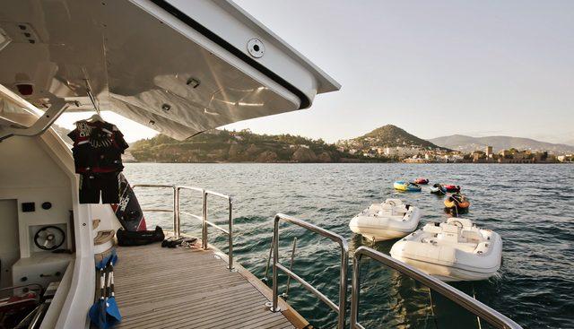 Marina Wonder Charter Yacht - 5