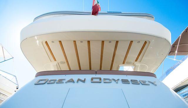 Ocean Odyssey Charter Yacht - 3