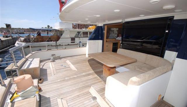 Blue Dolphin Of Sark Charter Yacht - 2