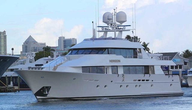 Relentless Charter Yacht