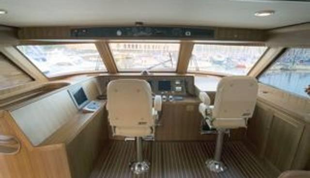 Explorer Seven Seas Charter Yacht - 2