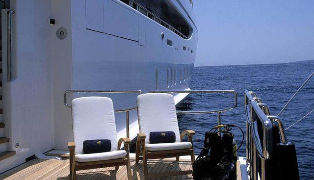 Ilona Charter Yacht - 4