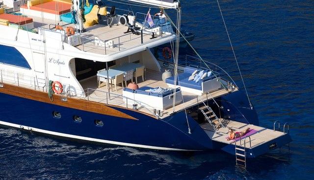 L'Aquila Charter Yacht - 5