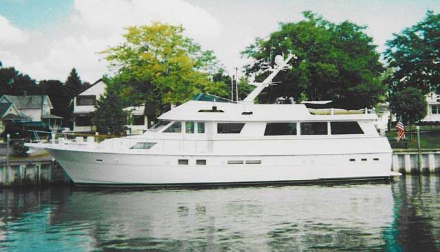 Perfect Alibi Charter Yacht