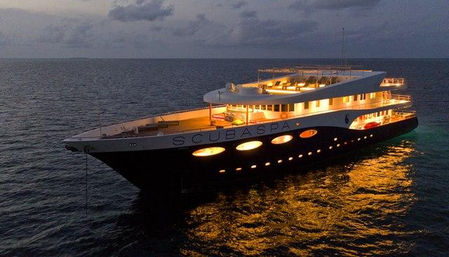 Scubaspa Charter Yacht - 5