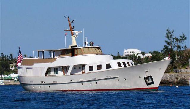 Sea Fox Charter Yacht