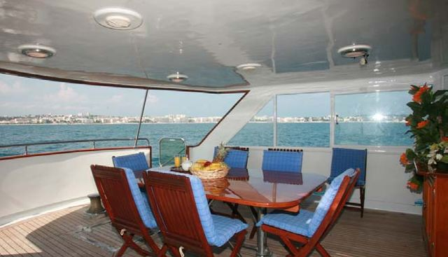 Lady Roxanne Charter Yacht - 3