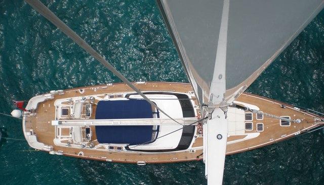 Sarita of Iken Charter Yacht - 3