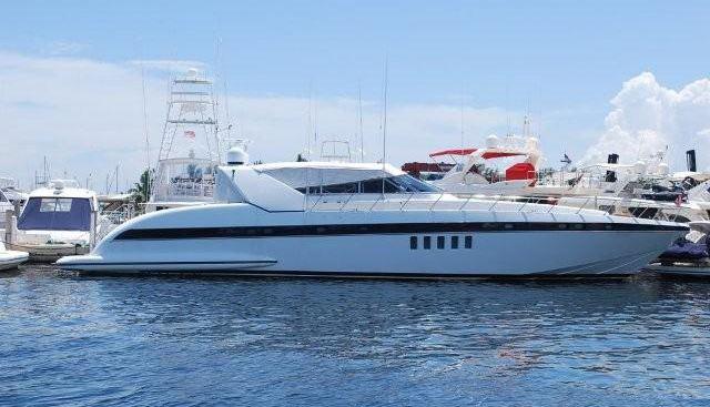 Happy Charter Yacht