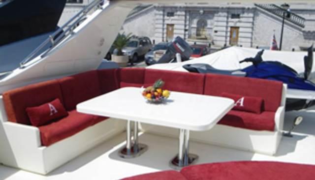 Antalex Charter Yacht - 4