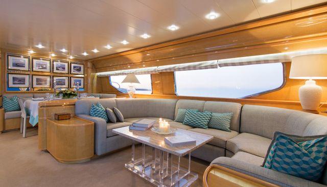 Aetos E Charter Yacht - 6