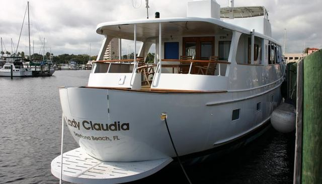 Beth Charter Yacht - 2