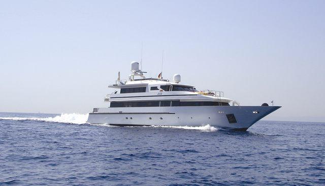 Grand Mariana II Charter Yacht