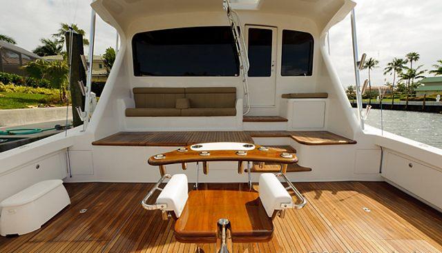 Nina Marie Charter Yacht - 3