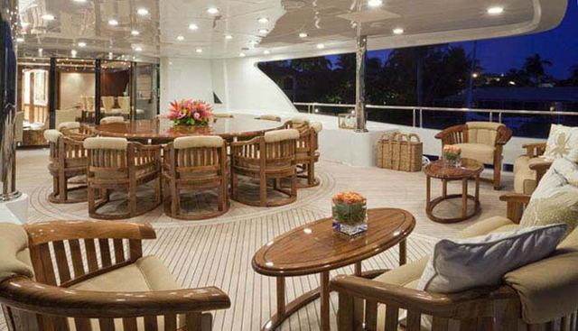 Wheels Charter Yacht - 5