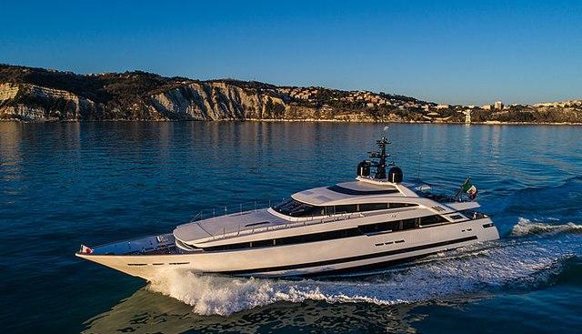 Agora III Charter Yacht