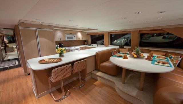 Golden Touch Charter Yacht - 7