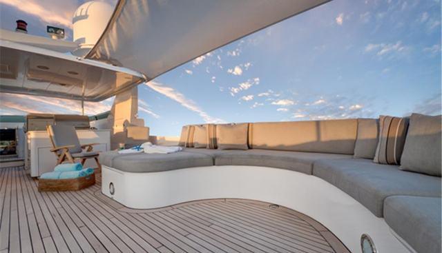 Milos at Sea Charter Yacht - 4