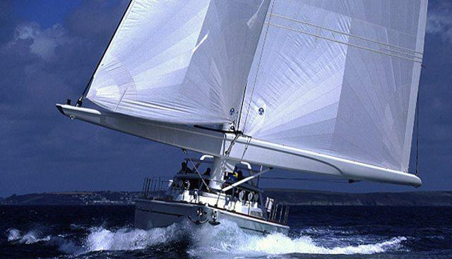 Jacquelina Charter Yacht