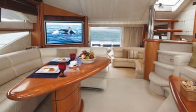 La Odisea Charter Yacht - 2