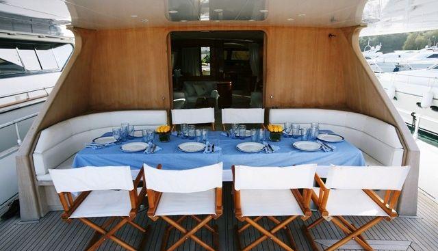 Bien Estar Charter Yacht - 5