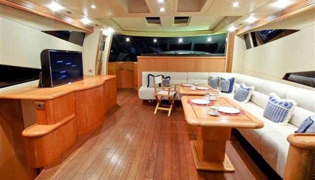 Carnivore Charter Yacht - 7
