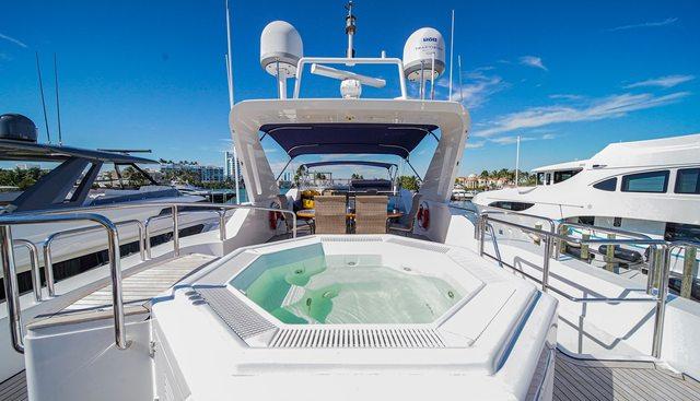 Platinum Princess Charter Yacht - 2