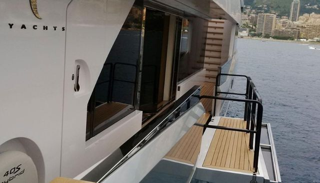 K Charter Yacht - 8