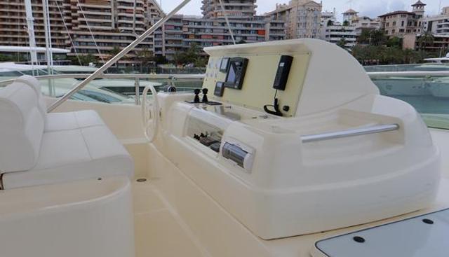 Lady Y Charter Yacht - 2