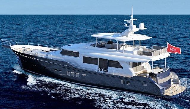 Natalya 86/02 Charter Yacht