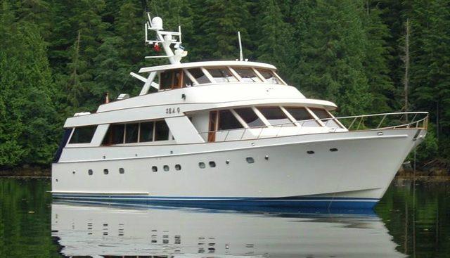 Sea Q Charter Yacht - 2