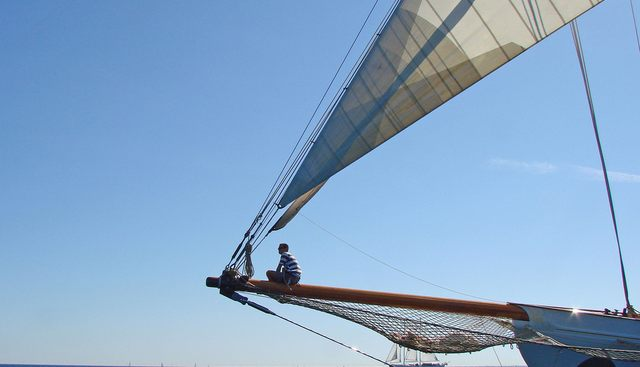 Lulworth Charter Yacht - 2