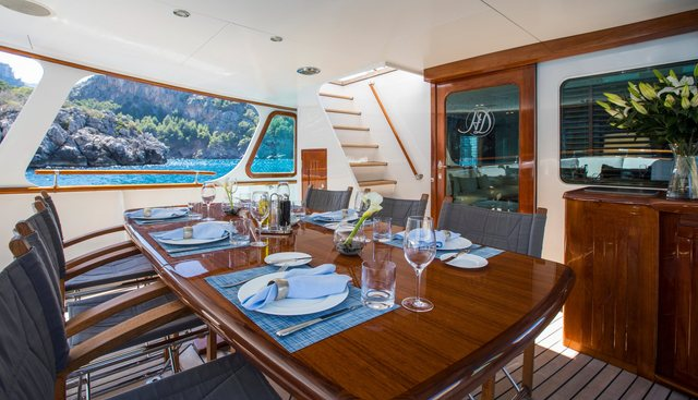 Heavenly Daze Charter Yacht - 7