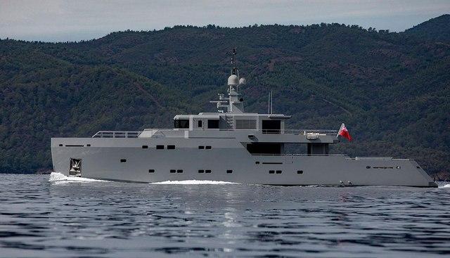 A23 Charter Yacht