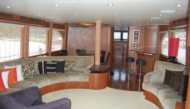 Jus Chill'N' Charter Yacht - 8