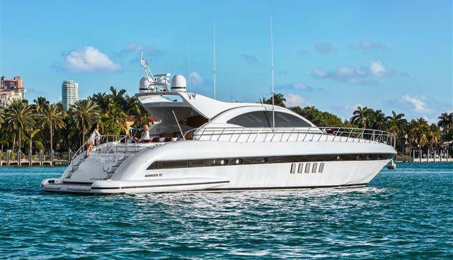YCM Charter Yacht