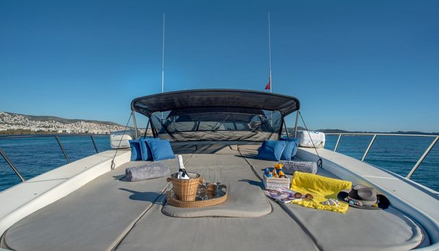 Turn On Charter Yacht - 2