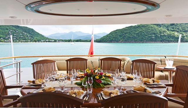 The Lady K Charter Yacht - 3