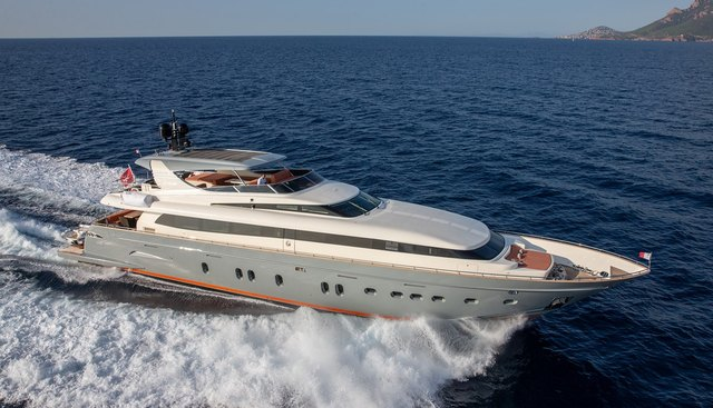 Y42 Charter Yacht