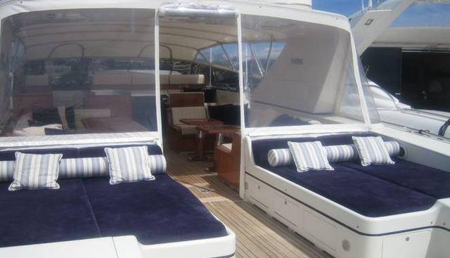 Luna Bella Charter Yacht - 2